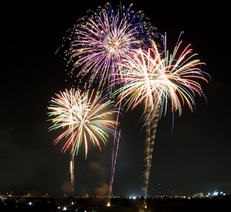 A number of communities are holding public fireworks displays this July 4