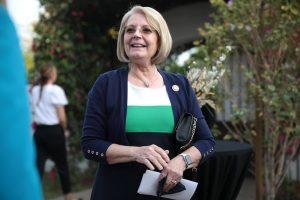 State Senate President Karen Fann, a Republican, has been a driving force behind Arizona's