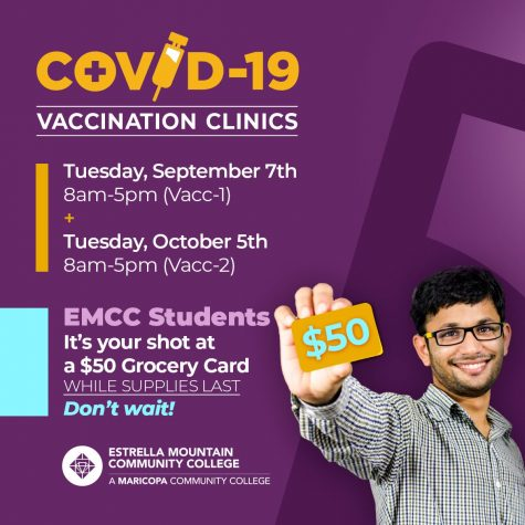 New vaccine initiative launched for MCCCD students