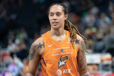 Brittney Griner scored a game-high 28 points, with nine rebounds and a clutch block, to help the Mercury defeat the Aces in the WNBA semifinals.