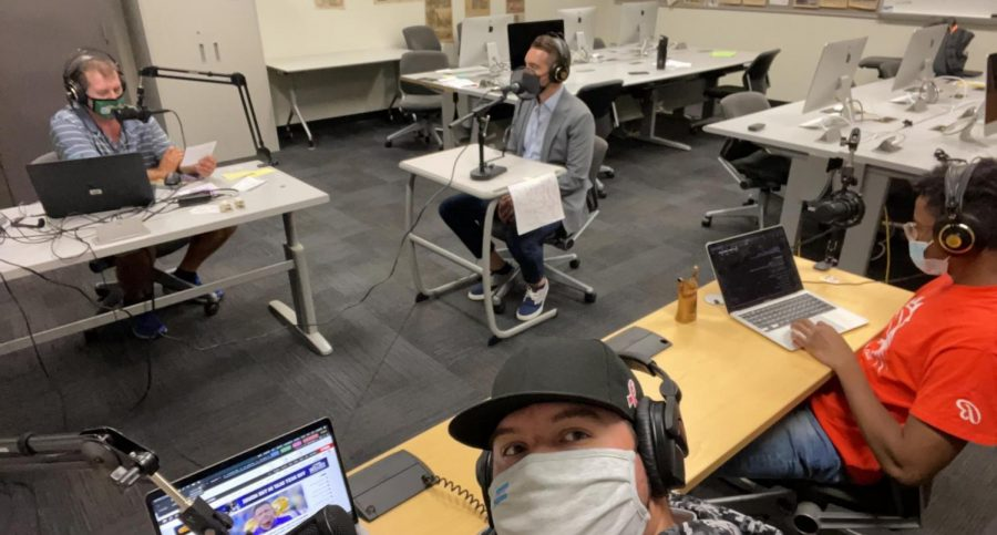 Jake Anderson from Arizona Sports 98.7 comes back to a socially distanced studio and The Hot Seat on 4-Down Territory.